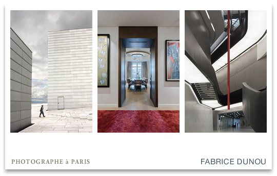 Photographe Paris DUNOU Fabrice