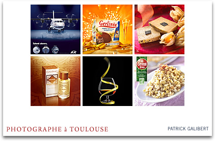 Photographe Toulouse GALIBERT Patrick