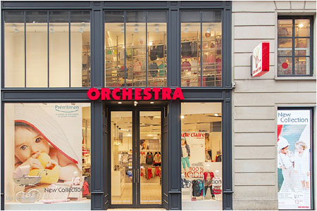 concept stores Orchestra