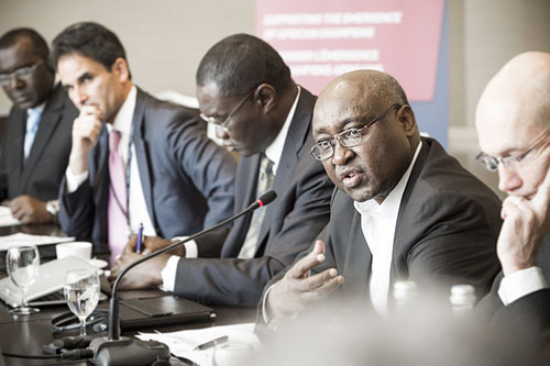 Donald Kaberuka, President African Development Bank