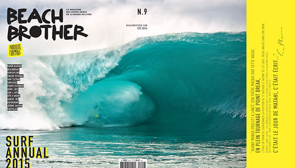 Beach Brother Magazine