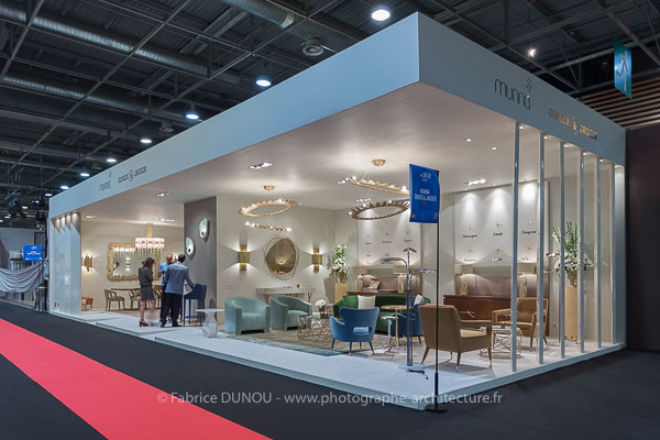 Munna Design, Ginger & Jagger au salon Maison&Objet Paris