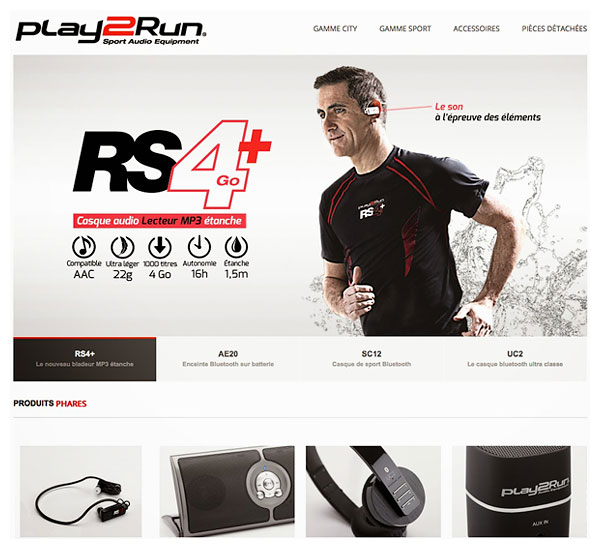 Play2Run | Novo - Studio Ze