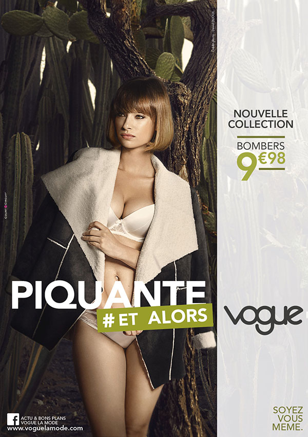 Vogue La Mode, Nouvelle Collection | Agence Court Circuit - Photographe David Dijoux - Ile de la Réunion